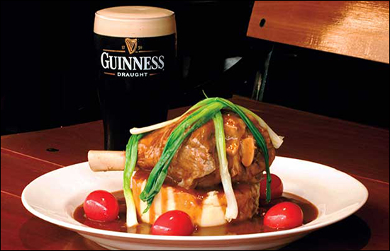 O'Tool's-Feature-Dish---Lamb-Shank