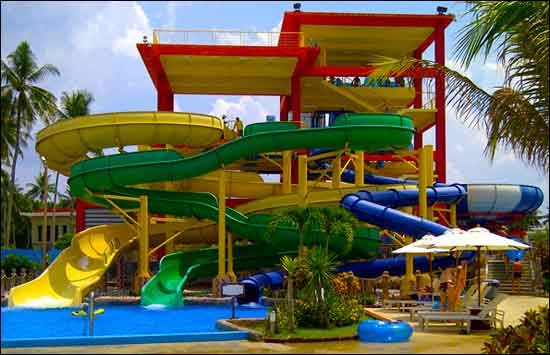 Photo of Phuket Water Park